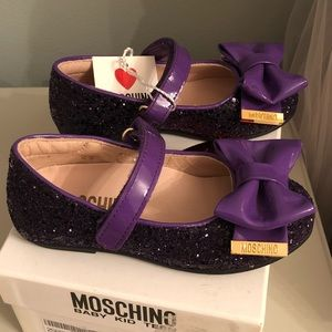 NWT Moschino Shoes